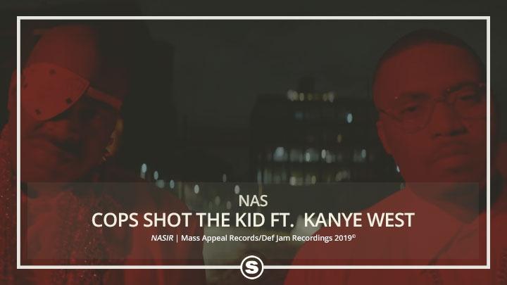 Nas - Cops Shot The Kid