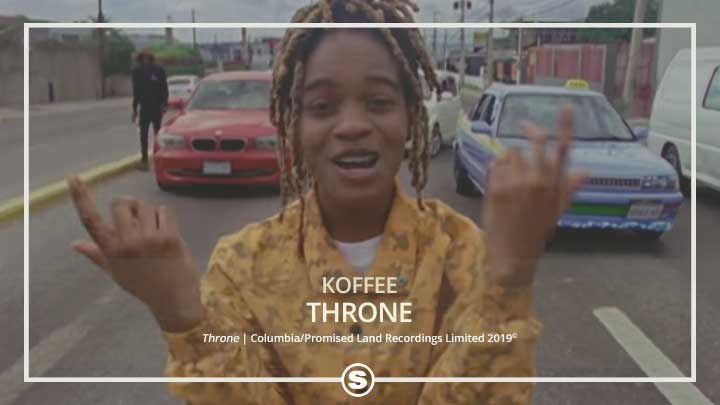 Koffee - Throne