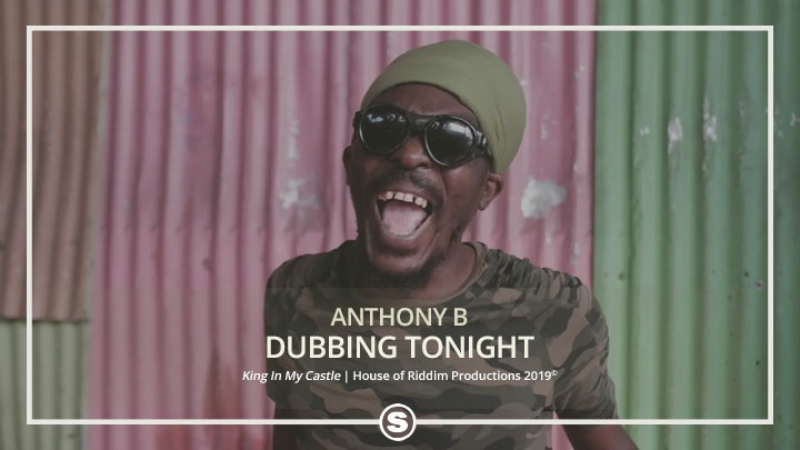Anthony B - Dubbing Tonight