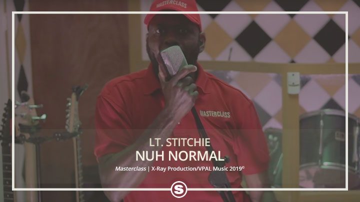Lt. Stitchie - Nuh Normal