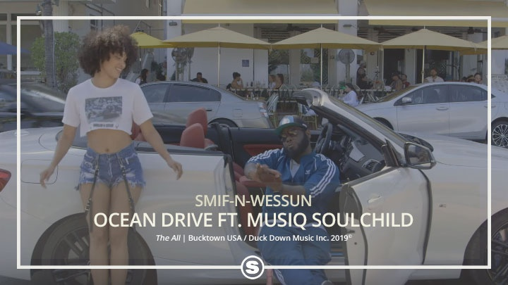 Smif-N-Wessun - Ocean Drive ft. Musiq SoulChild