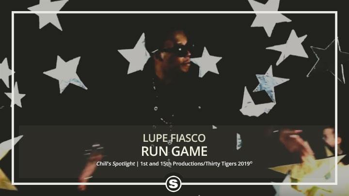 Lupe Fiasco - Run Game