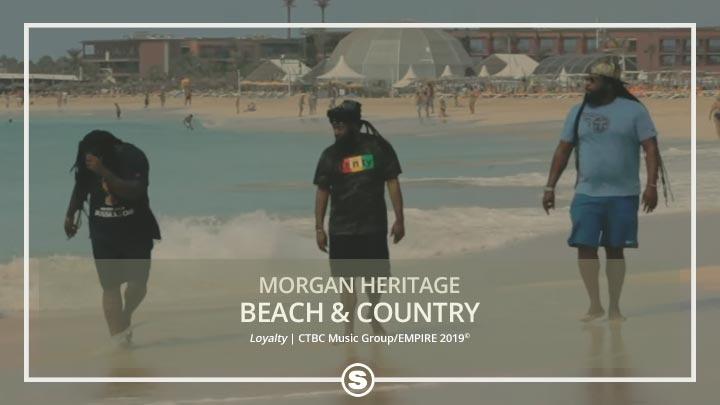 Morgan Heritage - Beach & Country