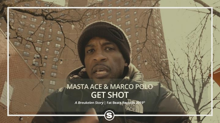 Masta Ace & Marco Polo - Get Shot