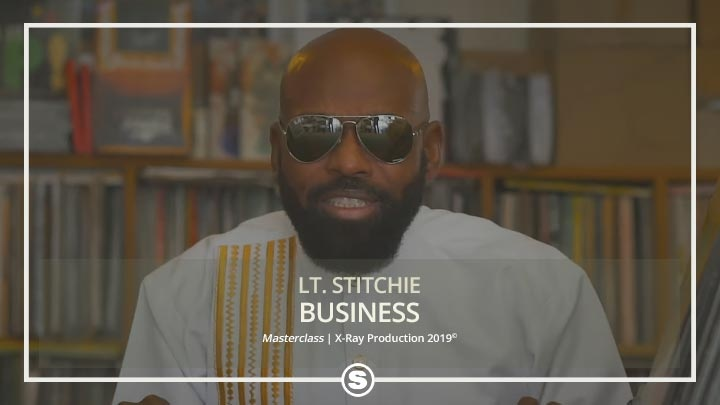 Lt. Stitchie - Business