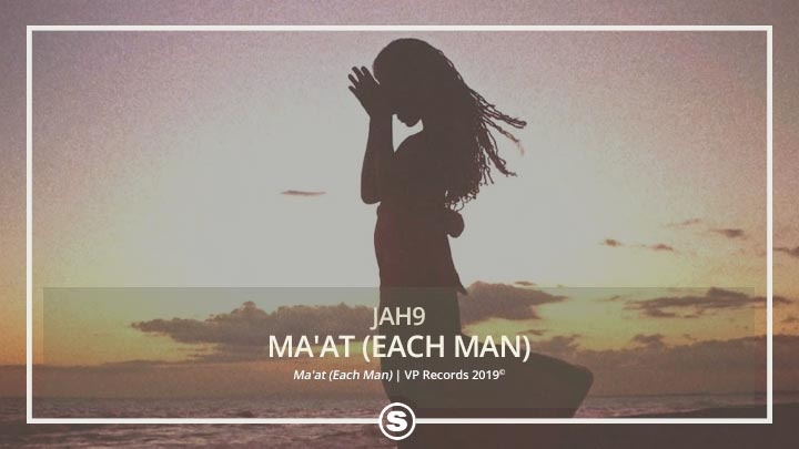 Jah9 - Ma'at (Each Man)