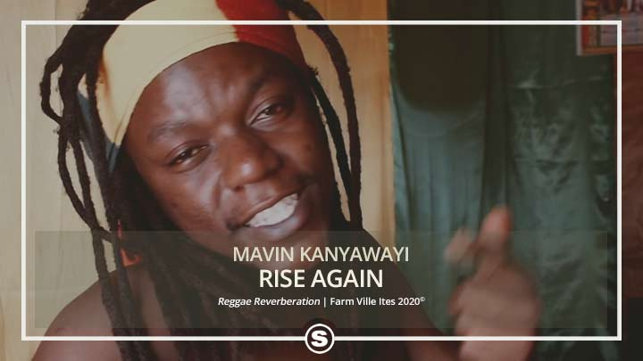 Mavin Kanyawayi - Rise Again
