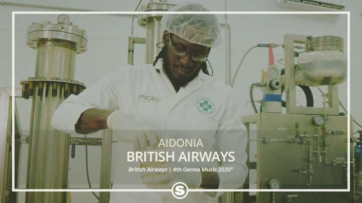 Aidonia - British Airways