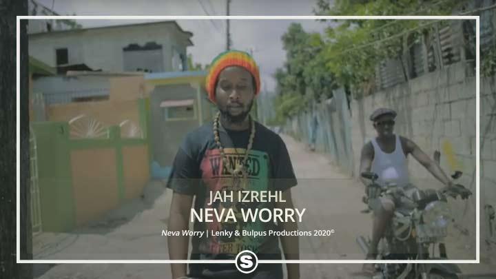 Jah Izrehl - Neva Worry