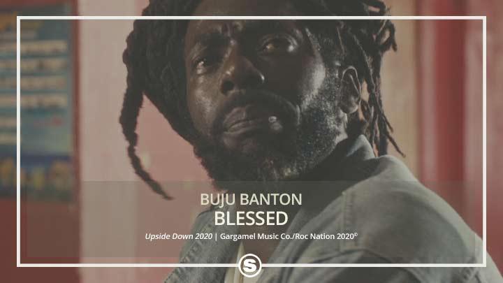 Buju Banton - Blessed