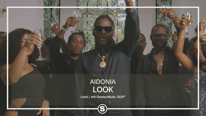 Aidonia - Look