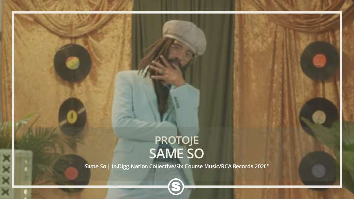 Protoje - Same So