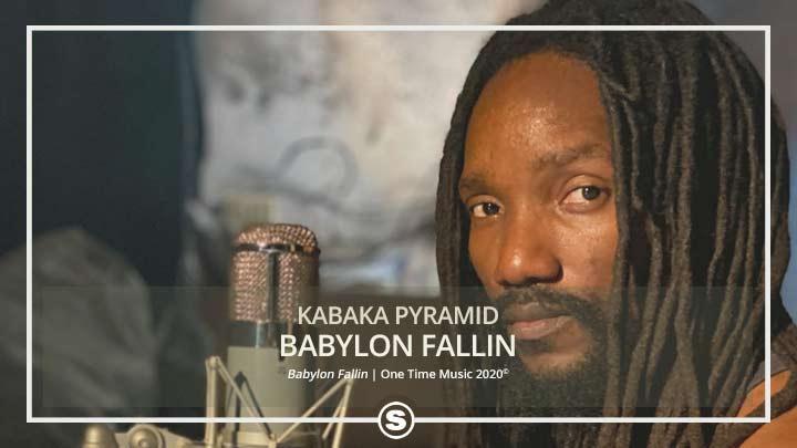 Kabaka Pyramid - Babylon Fallin