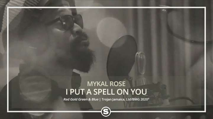 Mykal Rose - I Put a Spell You (Rob Jevons Remix)
