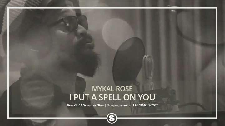 Mykal Rose - I Put a Spell You (Rob Jevons Remix)