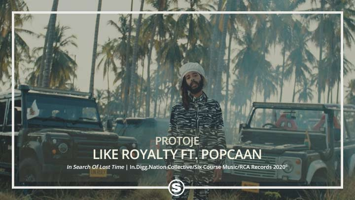 Protoje - Like Royalty ft. Popcaan