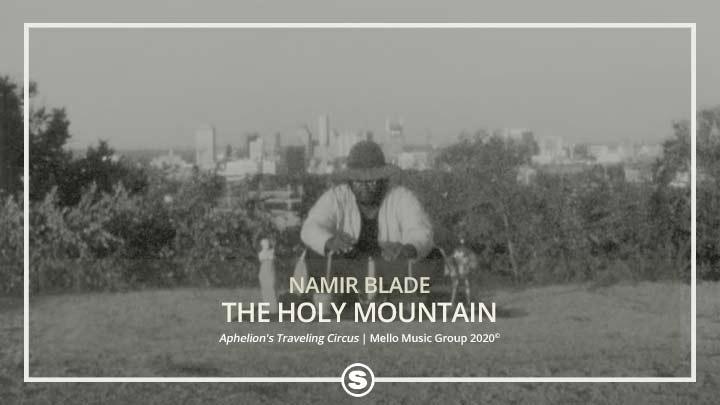 Namir Blade - The Holy Mountain