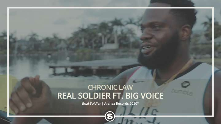 Chronic Law - Real Soldier ft. Big Voice