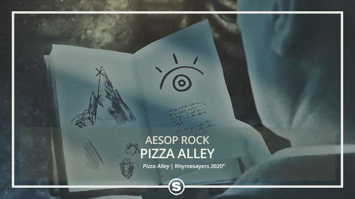 Aesop Rock - Pizza Alley