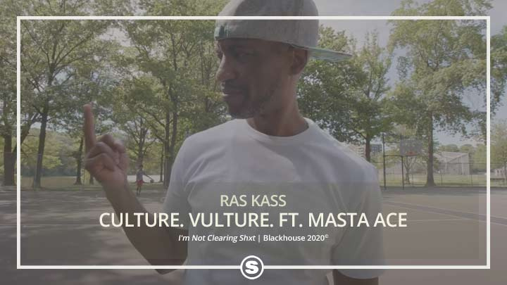Ras Kass - Culture.Vulture ft. Masta Ace