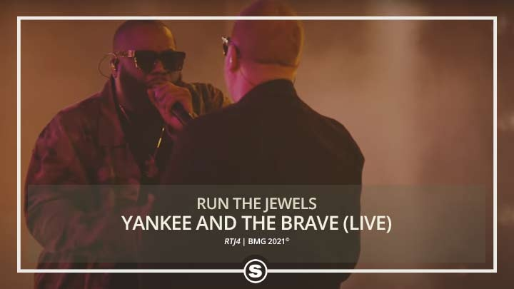 Run The Jewels - Yankee And The Brave