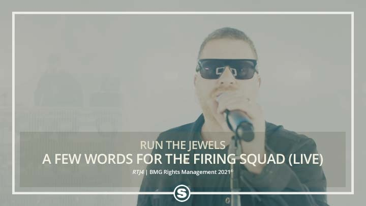 Run The Jewels - A Few Words For The Firing Squad (Radiation) (Live)