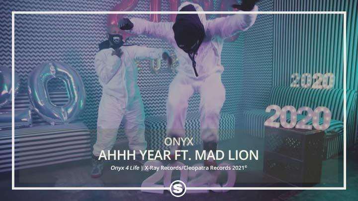 Onyx - Ahhh Year ft. Mad Lion