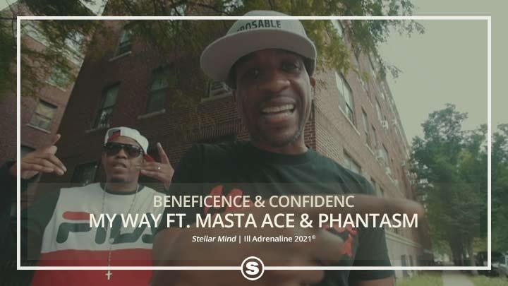 Beneficence & Confidence - My Way ft. Masta Ace & Phantasm