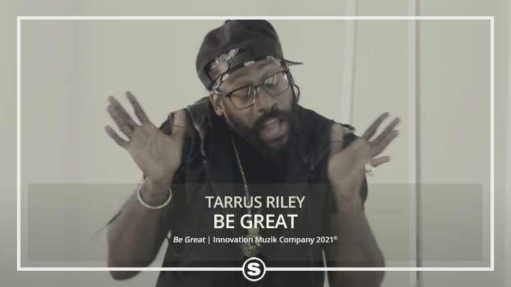 Tarrus Riley - Be Great