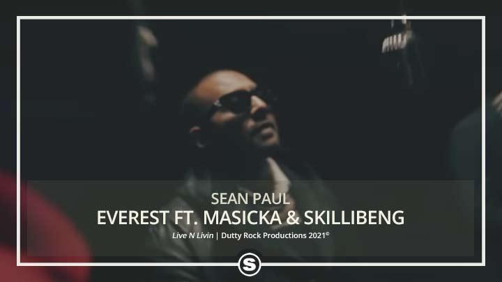 Sean Paul - Everest ft. Masicka & Skillibeng