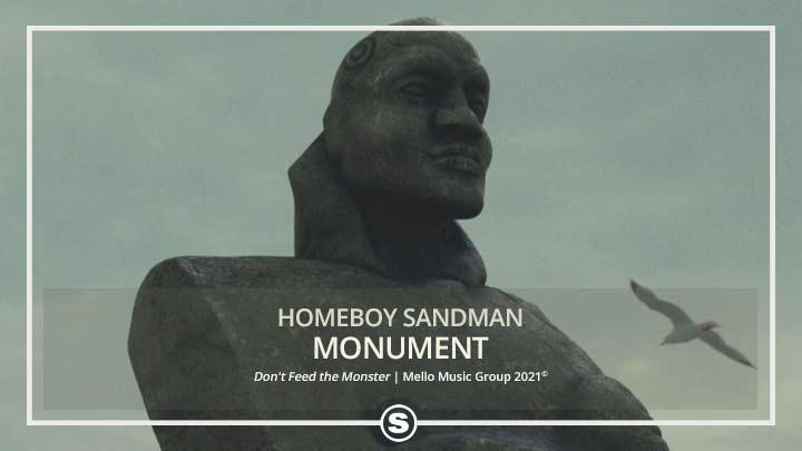 Homeboy Sandman - Monument