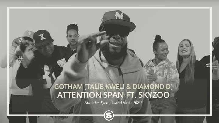 Gotham - Attention Span ft. Skyzoo