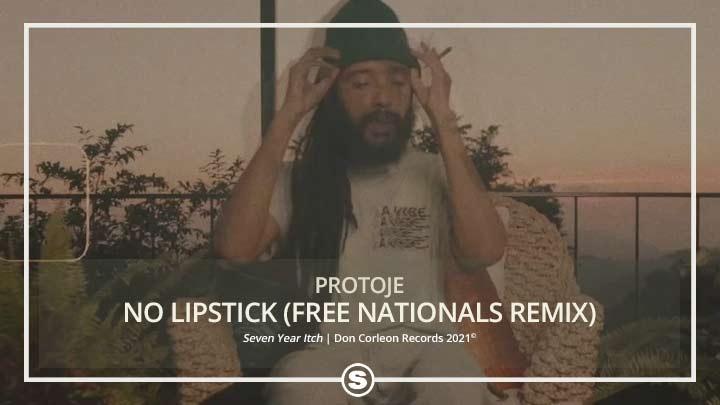 Protoje - No Lipstick (Free Nationals Remix)