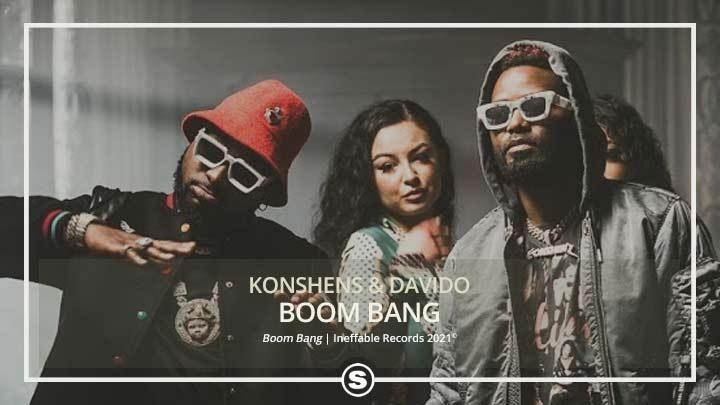 Konshens & DaVido - Boom Bang