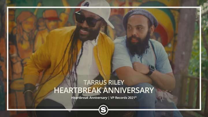 Tarrus Riley - Heartbreak Anniversary