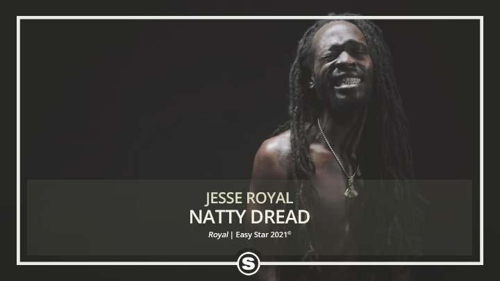 Jesse Royal - Natty Dread