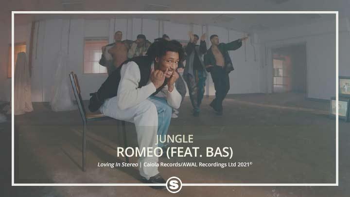 Jungle - Romeo ft. Bas