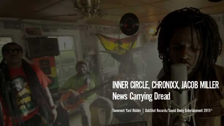 Inner Circle - News Carrying Dread