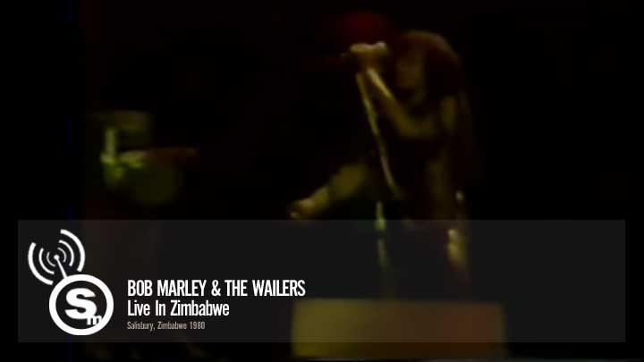 Bob Marley & The Wailers - Salisbury, Zimbabwe