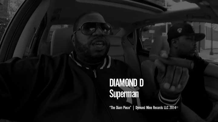 Diamond D - Superman