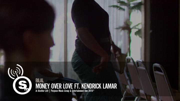 Bilal - Money Over Love ft. Kendrick Lamar