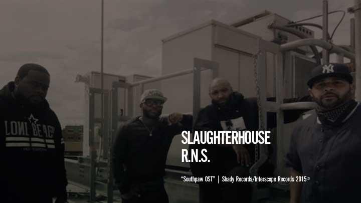 Slaughterhouse - R.N.S.
