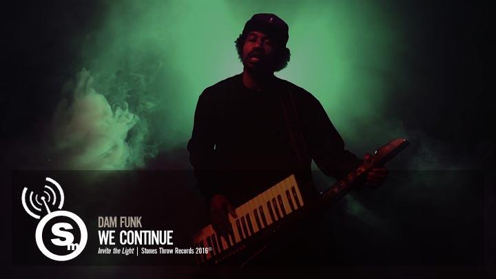 Dam-Funk - We Continue