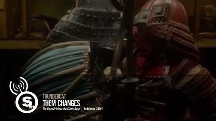 Thundercat - Them Changes