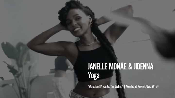 Janelle Monáe & Jidenna - Yoga