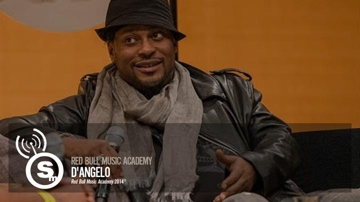 D'Angelo - Red Bull Music Academy Lecture