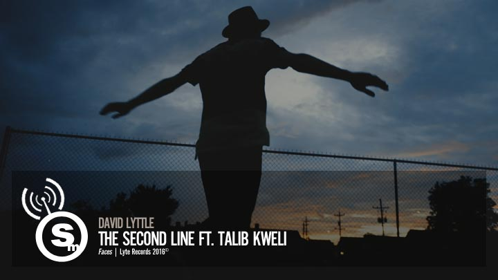 David Lyttle - The Second Line ft. Talib Kweli