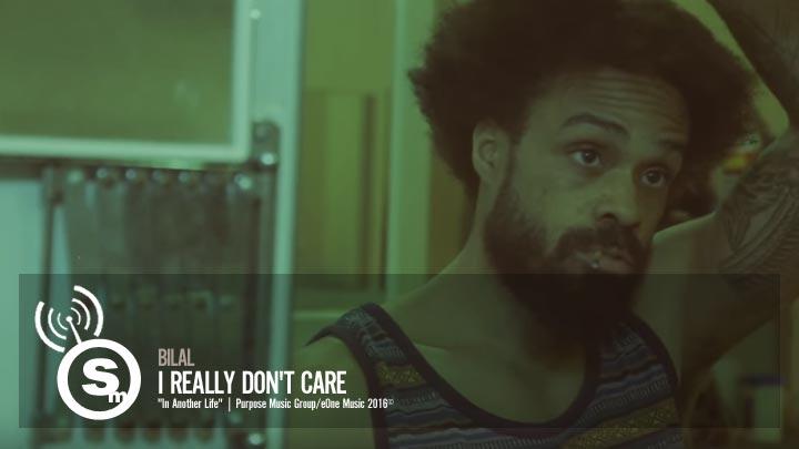 Bilal - I Really Don't Care