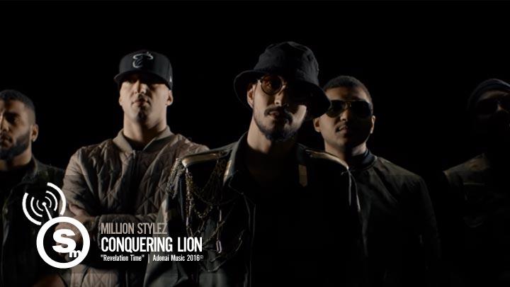 Million Stylez - Conquering Lion