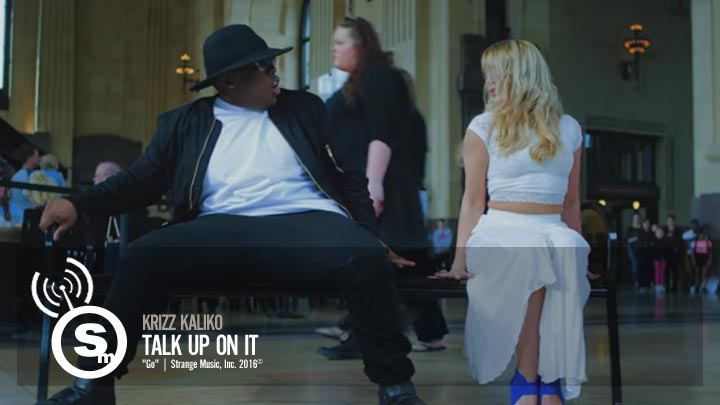 Krizz Kaliko - Talk Up On It
